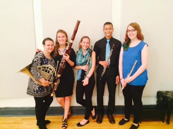 Imani Winds Chamber Music Festival 2015