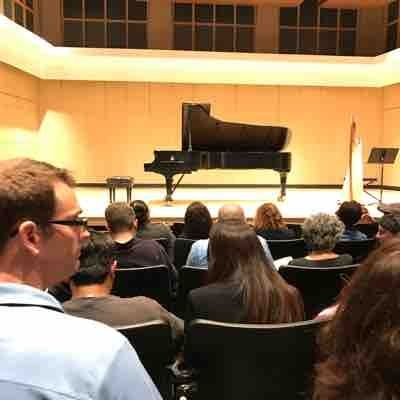 National Federation of Music Clubs Gold Cup Competition Honors Recital.