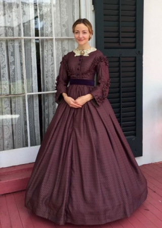 On the set of tv mini series Roots