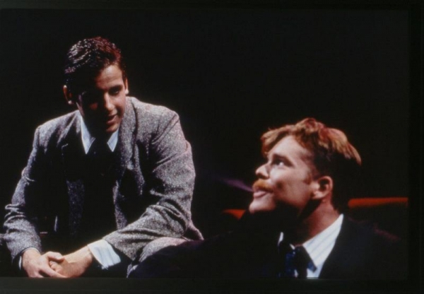 "As Jim O'Conner in ""The Glass Menagerie"""