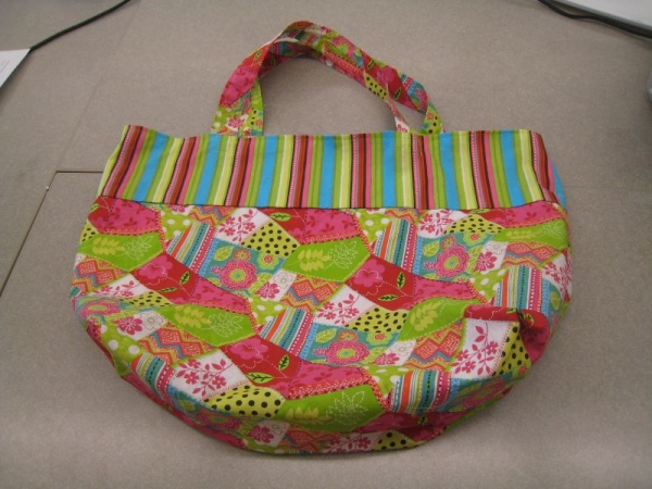 Tote bag - student work