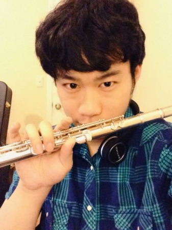 My flute and I~