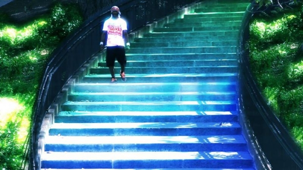 Harlem New York 125th actual footage. 