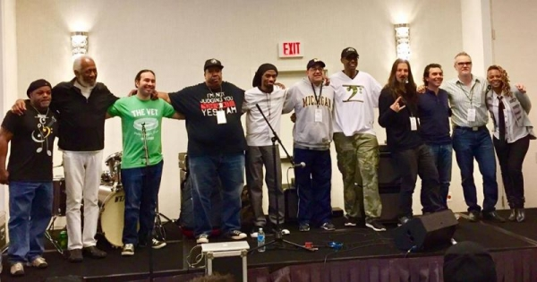 Gerald Veasley's Bass Bootcamp Instructors 2017
