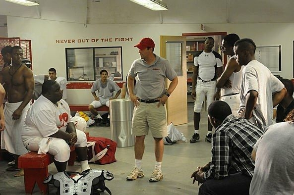 Set of Friday Night Lights