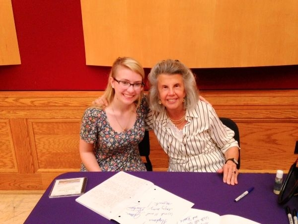 The Consummate Flutist in 2015 with Jeanne Baxtresser at Carnegie Mellon University