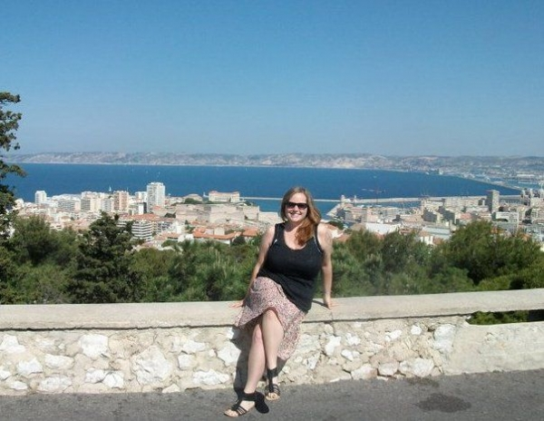 My visit to Marseille!