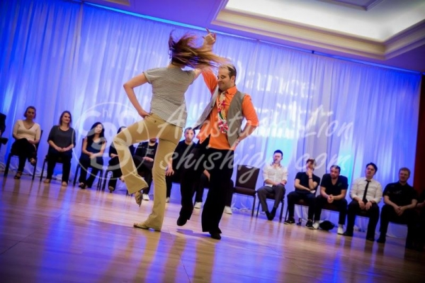 A photo from a JnJ dance in Milwaukee