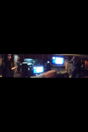 Studio session project at Hobby Shop Recording Studio in Highland Park, CA.