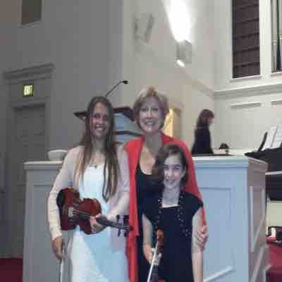 Private concert with Elizabeth O'Bannon