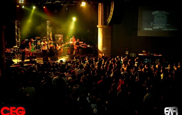 Opening for Cultura Profectica at the Beacham Theater in Orlando, FL