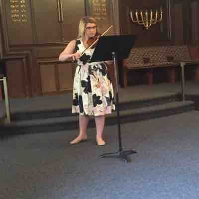 "June 4, 2017 recital- ""The Lark Ascending"" by Ralph Vaughn Williams"