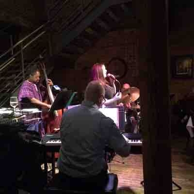 My jazz trio featuring vocalist Renee Gonzales.