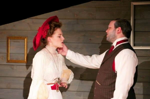 "Pining over Yelena in ""Uncle Vanya"""