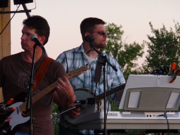 Sweet Freedom Band - St. Louis County Fair - 2011