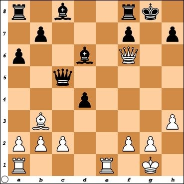 I sacrificed a piece against NM John Rouleau to weaken his King but he has defended well. How can White gain compensation?