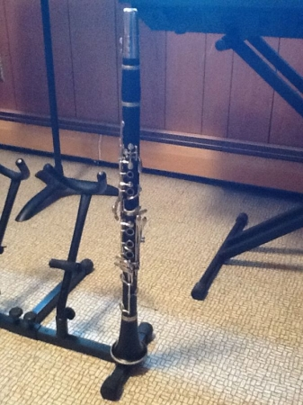 Clarinet is an instrument that I have a lot of experience with.
