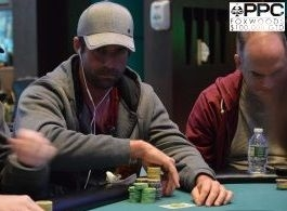 Hugh Hardy is the Early Chip Leader @FoxwoodsPoker #PPCFoxwoods100k #PPCSeason5