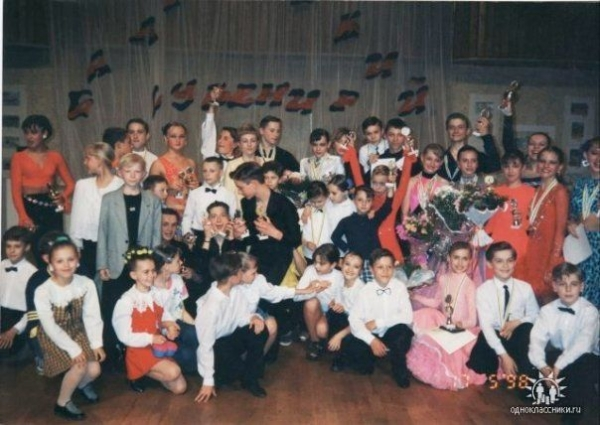 I've been ballroom dancing as a child and competed at my first ballroom dancesport competition in kindergarten.