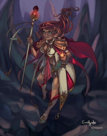 Character design and illustration