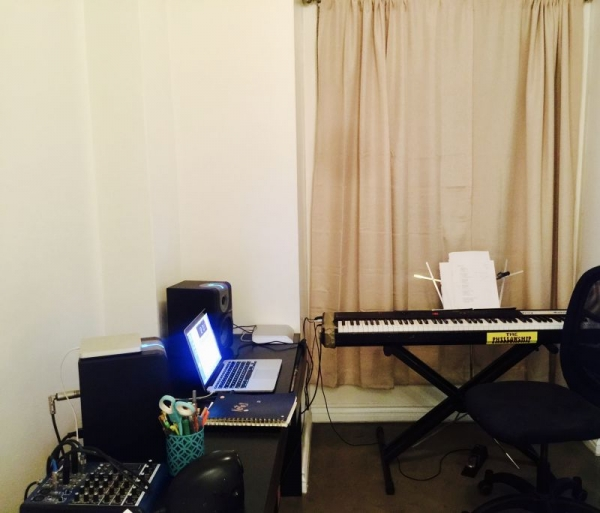 My In-Home Studio
