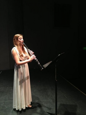 April 2013 - CSUF - Senior Recital