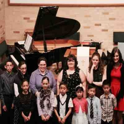 Student Recital April 2017