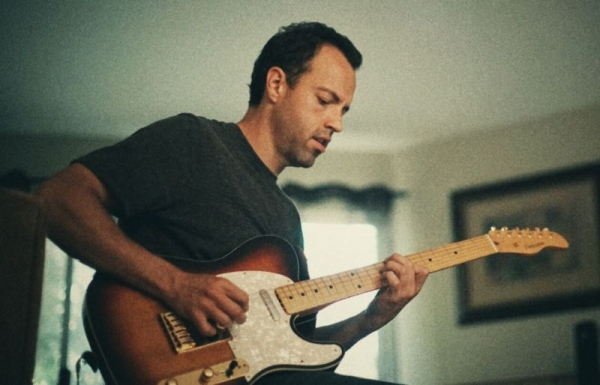 Playing my Telecaster