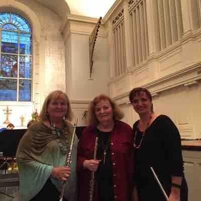 Flute Spa with Patricia George and Sara Nichols - Baltimore, MD, July 22, 2017