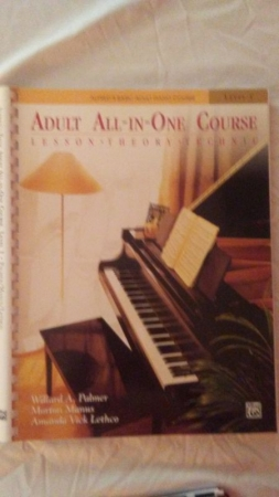 Method Book for Beginner Adults