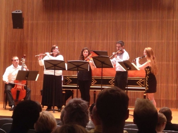 Oberlin Conservatory Baroque Ensemble