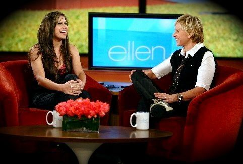 Interview with Ellen DeGeneres
