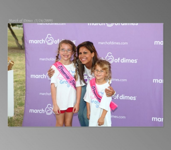 March of Dimes Celebrity Ambassador