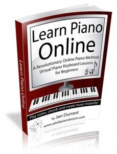 Author of Learn Piano Onlne - Beginner Piano Course