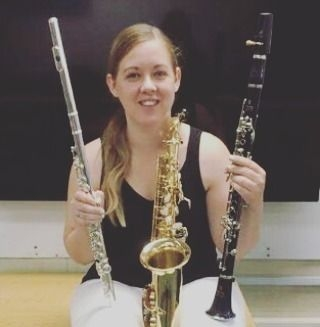 Woodwind Demo day as part of yearly recruitment