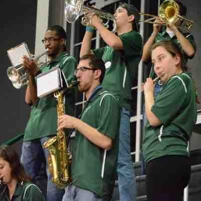 Soundwave pep band