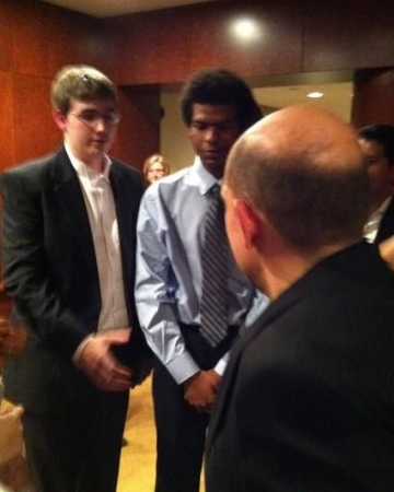 Meeting the Dallas Symphony Conductor - Jaap Van Zweden