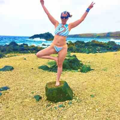 tree pose in aruba