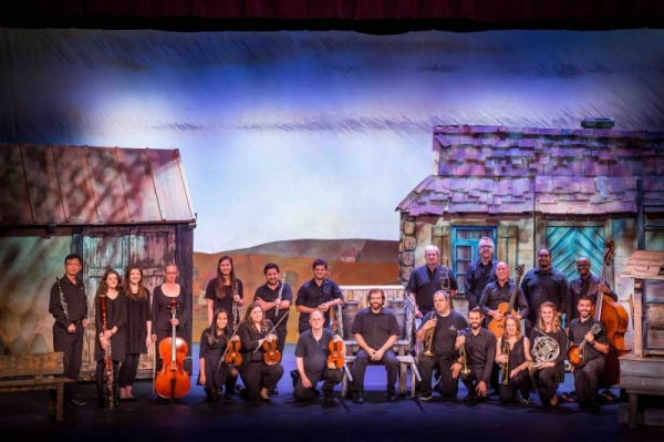 Music Director for Fiddler on the Roof (Gateway Church, Southlake, Texas)