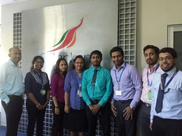 Sri Lankan Airlines Java Training Programme