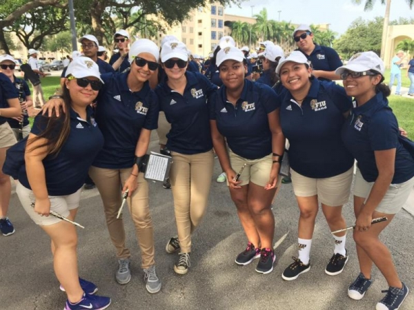 FIU Marching Band