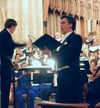 Oratorio at Duke Chapel
