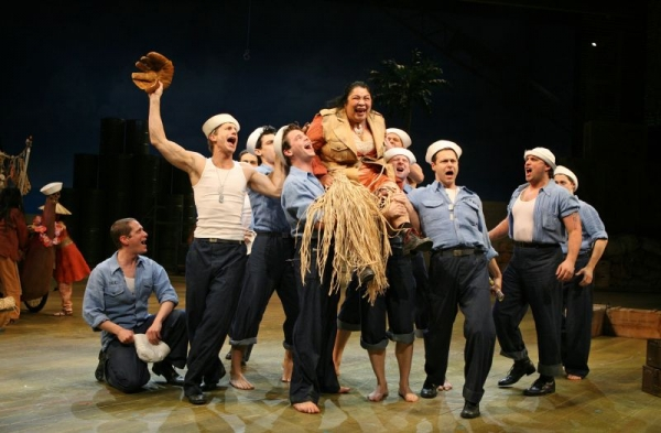 South Pacific Original Broadway Cast 2008 Lincoln Center