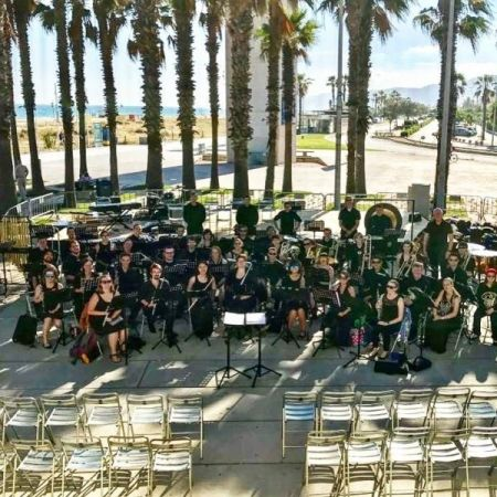 PLU Wind Ensemble - Spain 2017