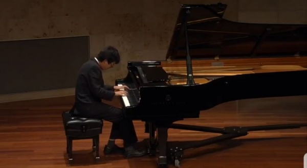 This in one of my recitals