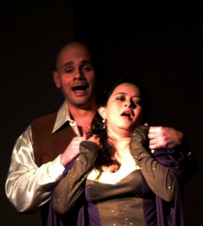 David Guzman (Tenor) as Ducca 