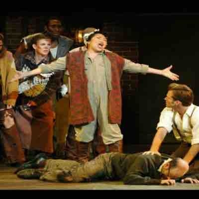 Urinetown at the Lucas Theatre