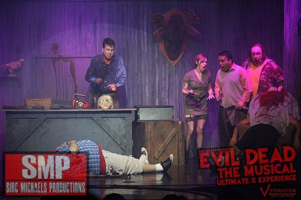 Evil Dead The Musical - Ed - 2013 to 2014