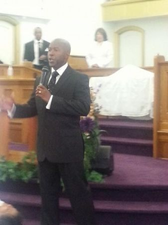 Speaking in Charleston, WV