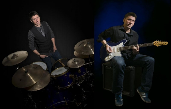 Guitar and drum lessons available from Michael.